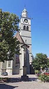 st. Nikolaus Münster in Überlingen