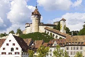 Sehenswürdigkeit Festung Munot Schaffhausen