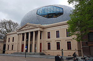 Sehenswürdigkeit in Zwolle:: Museum de Fundatie