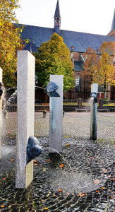 Narrenbrunnen in Kleve