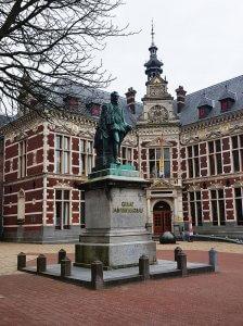 Denkmal Utrecht bei Drachenwolke Geschichten und Infos rund um den Rhein