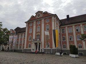 Neues Schloss in Meersburg am Bodensee