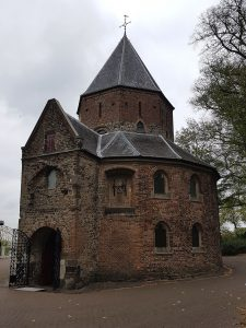 St Niklaaskapel in Nijmegen / Nimwegen beim Valkhof