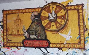 Martin V, der neue Papst des Konzils