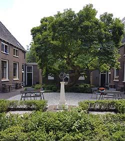Pesijnshofje in Leiden