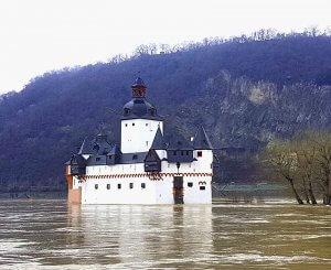 Pfalzgrafenstein oder kurz Pfalz bei Kaub am Rhein bei Drachenwolke Geschichten und Sagen, Legenden und Infos rund um den Rhein