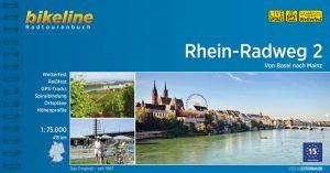 Radtourenbuch Rhein-Radweg: Von Basel nach Mainz - Rhein Tour
