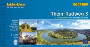 Radtourenbuch Rhein-Radweg: Von Mainz nach Duisburg - Rhein Tour