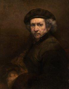 Sage Rembrandt in de aap / zum Affen bei Drachenwolke Geschichten