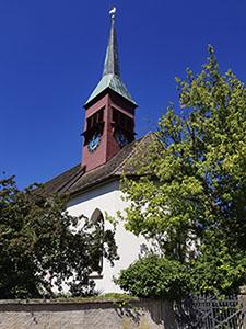 Kirche in Schaffhausen