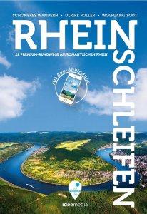 Rheinschleifen - Wandern am Rhein bei Drachenwolke Geschichten