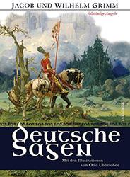 Sagen der Gebrüder Grimm, vollständige Ausgabe