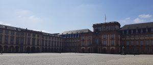 Barockschloss / Schloss Quadratestadt Mannheim