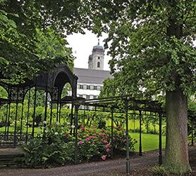 Schloss in Friedrichshafen am Bodensee