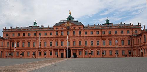 Schloss Residenz in Rastatt