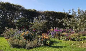 Garten `t Hyus Amerongen bei Drachenwolke Geschichten