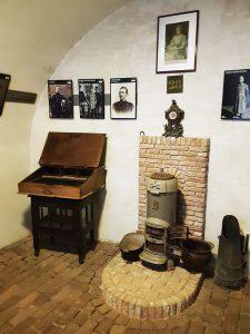 Ausflugstipp Fort Pannerden, Schreibstube