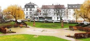 Siegfrieds Grab in der Nibelungen Stadt Wormsbei Drachenwolke Geschichten und Sagen Legenden und Infos rund um den Rhein