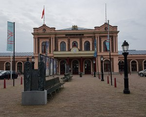Eisenbahnmuseum Stadt Utrecht bei Drachenwolke Geschichten und Infos rund um den Rhein
