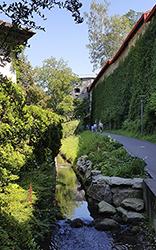 Stadtbefestigung in Überlingen