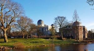 Observatorium Leiden bei Drachenwolke Geschichten und Sagen, Legenden und Info rund um den Rhein