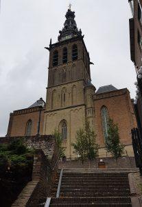 Stevenskerk in Nijmegen / Nimwegen bei Drachenwolke Geschichten & Sagen, Legenden und Infos rund um den Rhein