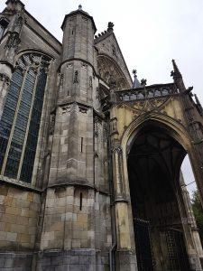 Stephanskirche in Nijmegen / Nimwegen in der Innenstadt