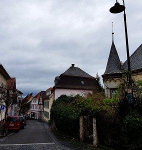 Altstadt Oppenheim bei Drachenwolke Geschichten, Sagen und Legenden rund um den Rhein