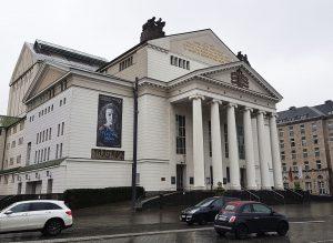 Theater in Duisburg am Rhein