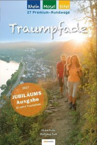 Traumpfade Rundwege Rhein Mosel Eifel - Rhein Tour