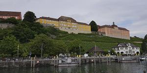 Staatsweingut Meersburg und Neues Schloss