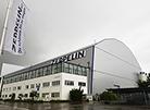 Zeppelin Hangar in Friedrichshafen am Bodensee