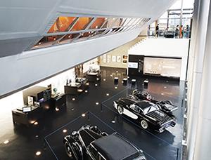 Zeppelin Museum in Friedrichshafen