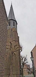 Kirche St. Martinus in Zons