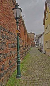 Zonser Stadtmauer
