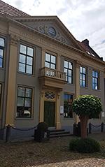 Altes Gebäude der Theologischen Fakultät in Kampen