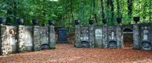 Prinz Moritz Grab