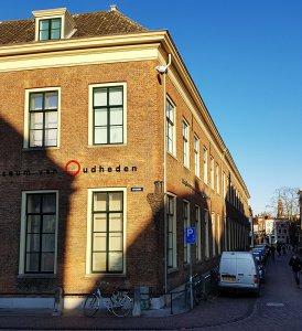 Museum Leiden am Rhein bei Drachenwolke Geschichten und Sagen, Legenden und Info rund um den Rhein
