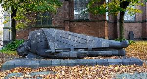 der Tote Krieger von Ewald Mataré